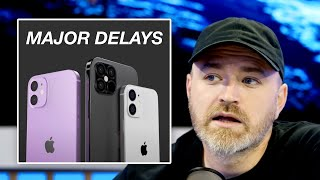 "Apple iPhone 12 Delay ""Imminent"""