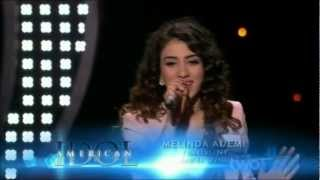 Melinda Ademi - TOP 20 GIRLS - American Idol 2013