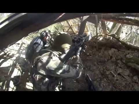 (Airsoft Game) 29/03/2014-Airsoft French Action-GoPro Hero 3