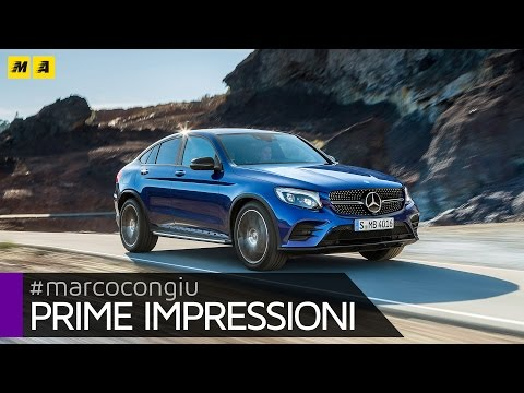 Mercedes GLC Coupé 250 d | Primo Test [ENGLISH SUB]