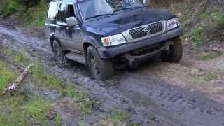 Great Wall Safe in offroad