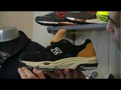 New Balance 1700 Youth   Beauty United Arrows - YouTube b2ede5410f20