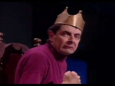 Rowan Atkinson Live - The Actors Art [Part 1] The Characters