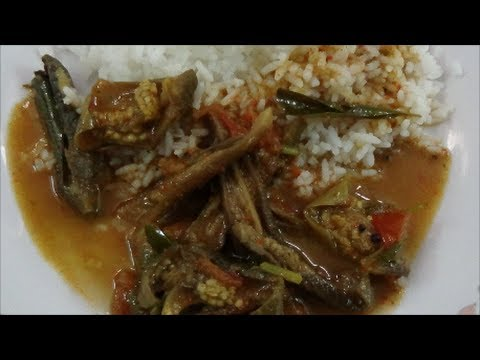 Kathirikai vathal pulikulambu kathirikai vathal pulikulambu chettinad recipe by healthy food kitchen youtube forumfinder Gallery