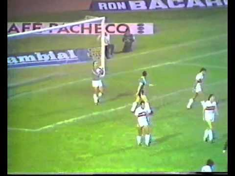Grêmio 2x1 São Paulo - Final - 1º jogo -  Campeonato Brasileiro 1981