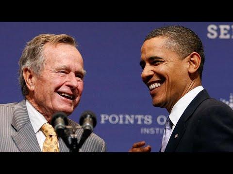 George H. W. Bush faleceu aos 94 anos
