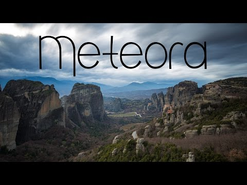 A Guide to Photography in Meteora, Greece