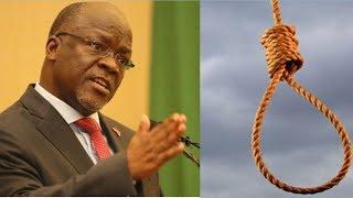 Waacheni Wanyongwe hadi Kufa - JPM
