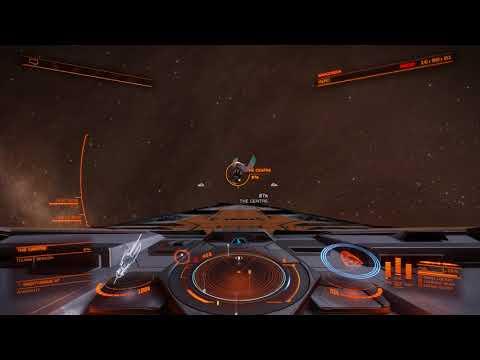 Elite Dangerous Visiting Sagittarius A* The Centre