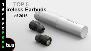 Video Best wireless Earbuds of 2016 - Top 5 download MP3, 3GP, MP4, WEBM, AVI, FLV Agustus 2018