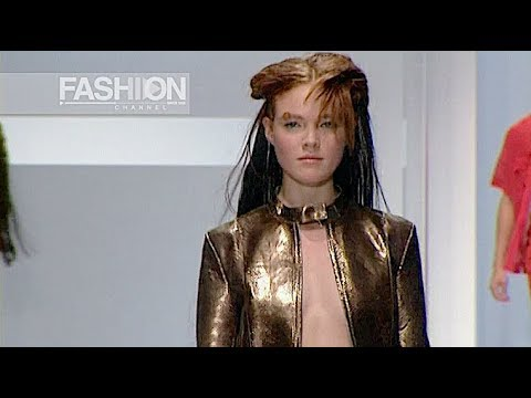 ANTONIO D'AMICO Spring Summer 2000 Milan - Fashion Channel