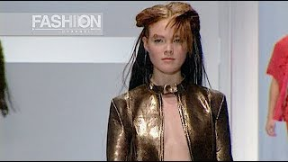 ANTONIO D'AMICO Spring Summer 2000 Milan - Fashion Channel