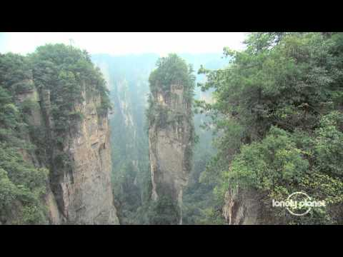 Zhangjiajie National Forest Park – China – Lonely Planet travel video
