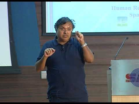 Talk by Devdutt Pattanaik at Space Applications Centre, Ahmedabad