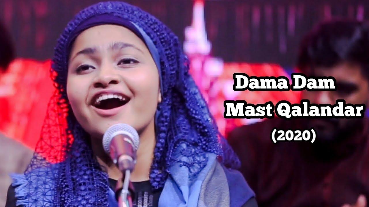 Download Dama Dam Mast Qalandar By Yumna Ajin | HD VIDEO