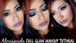 FULL GLAM Get Ready With Me TALK THROUGH Step By Step Tutorial