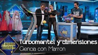 El turbomantel y la otra dimensión de Marron con Cristina Pedroche - El Hormiguero 3.0