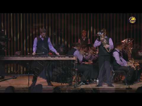Brass in Concert 2014, Brassband Schoonhoven 'South African Symphony' conductor Erik Janssen