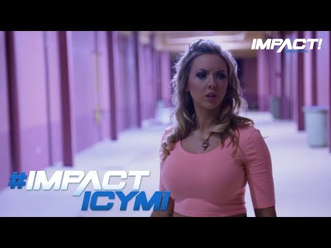 Allie Meets Her Secret Admirer | IMPACT! Highlights Feb. 15, 2018