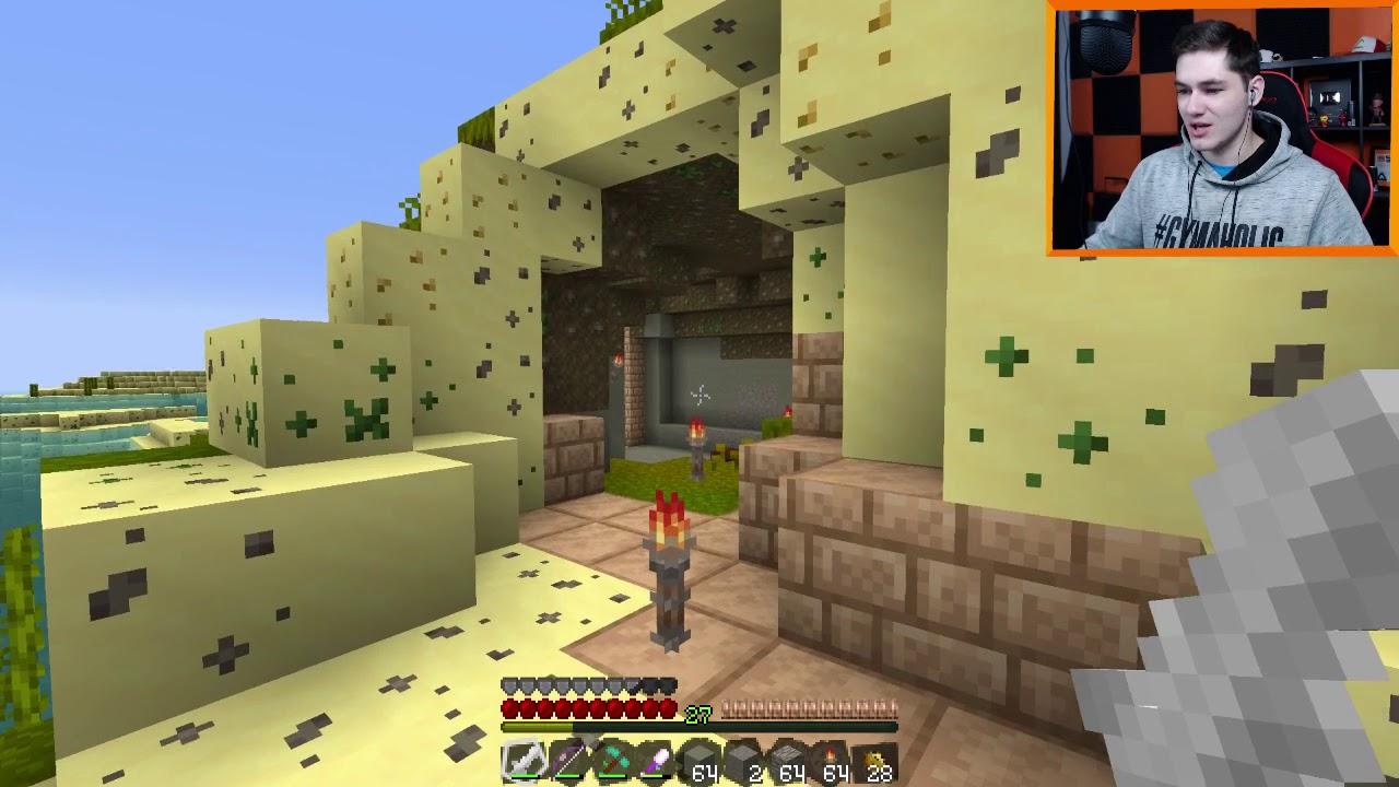 """Minecraft #263 –  """"Tworzymy kuźnię!"""""""