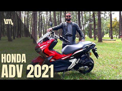 Honda ADV: avaliação de verdade na cidade e até no off-road