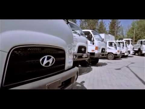 Автосборочный завод Hyundai Trans Auto.