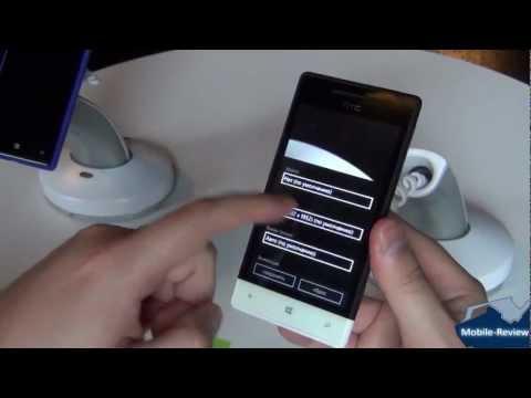 Знакомство с Windows Phone 8S By HTC