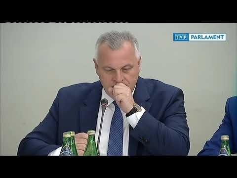 Komisja śledcza ds. VAT – przesłuchanie Sławomira Nowaka (cz. 1)