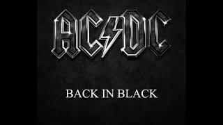 Ac Dc Back In Black Album Completo Full Album Hq Audio