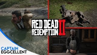 15 INCREDIBLE Details In Red Dead Redemption 2
