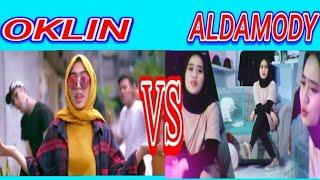 Download Mp3 Battle Reper Wanita G-squad Oklin Vs Ecko Show Aldamody