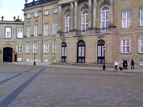 Danish Royal Palace, Copenhagen Denmark