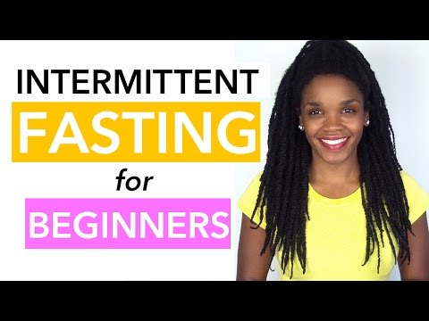 Intermittent Fasting Made Easy: A Beginners Guide