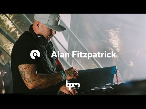 Alan Fitzpatrick - BPM Festival Portugal 2017 (BE-AT.TV)