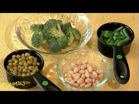 How to Determine a Serving Size For Dummies