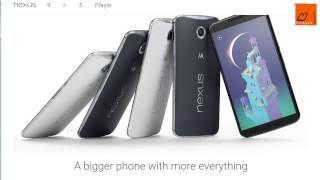 Nexus 6, la muestra de que el formato Phablet tiene para tiempo