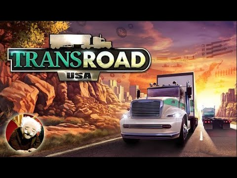 TransRoad USA EP1 - Getting Started |