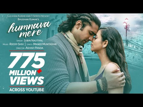 Official Video: Humnava Mere Song  Jubin Nautiyal  Manoj Muntashir  Rocky Shiv  Bhushan Kumar