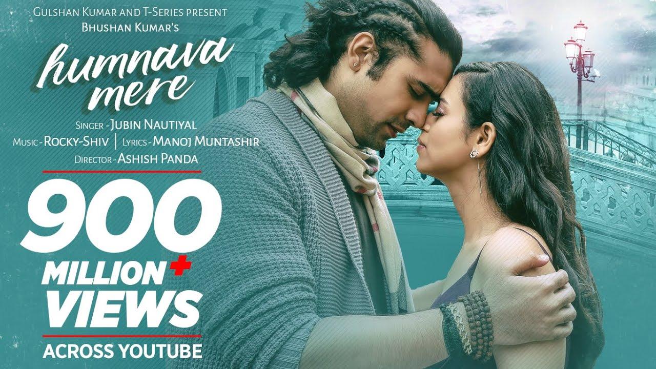 Official Video: Humnava Mere Song | Jubin Nautiyal | Manoj Muntashir | Rocky - Shiv | Bhushan Kumar