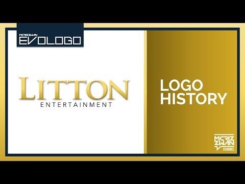 Litton Entertainment Logo History | Evologo [Evolution of Logo]