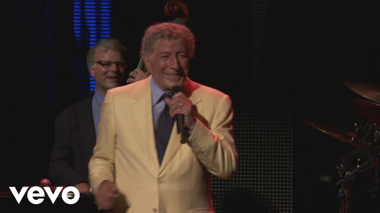 Tony Bennett - The Best Is Yet to Come (Live from iTunes Festival, London, 2010)