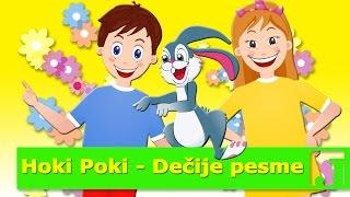 Hoki Poki | Dečije pesme | Hokey Pokey | Jaccoled | Nursery Rhyme