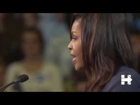 Michelle Obama's speech in 6 minutes about women rights and their body: MUST WATCH