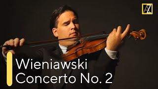 Wieniawski Violin Concerto No.2 in D minor, Op.22