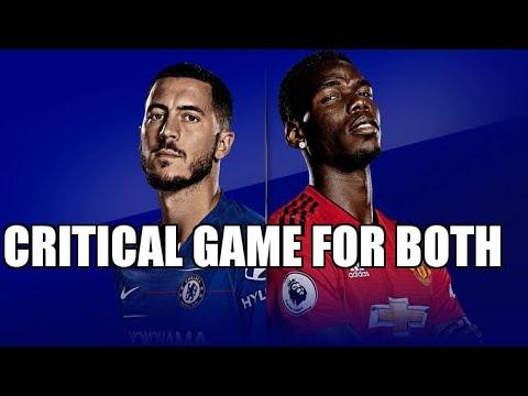 Chelsea vs. Manchester United Pre Match Analysis | Premier League Preview