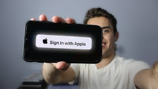 Sign in With Apple: How to Use!