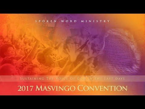 2017 Masvingo Convention -12 August, Pastor Chitsinde: Universal Program Of A Universal God