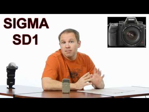 Sigma SD1 DSLR Priced at $10K ... What was Sigma Thinking?