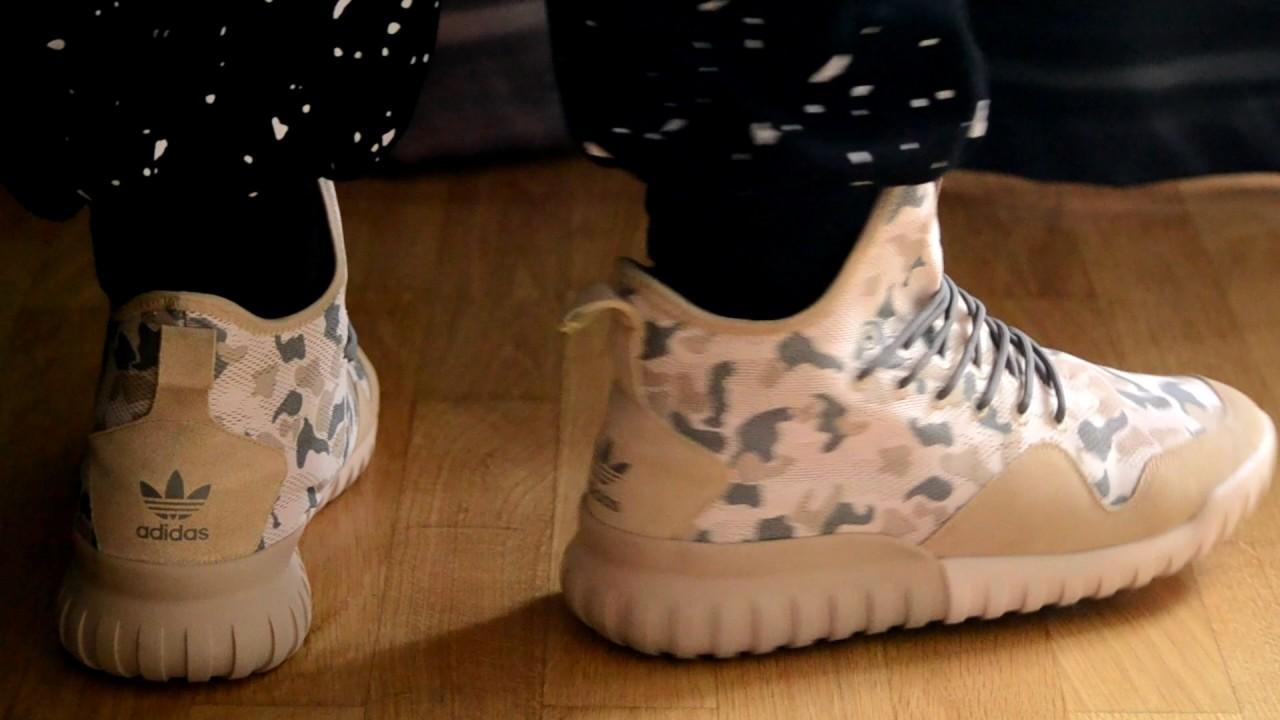 Adidas TUBULAR x Uncaged Camo (Uncgd
