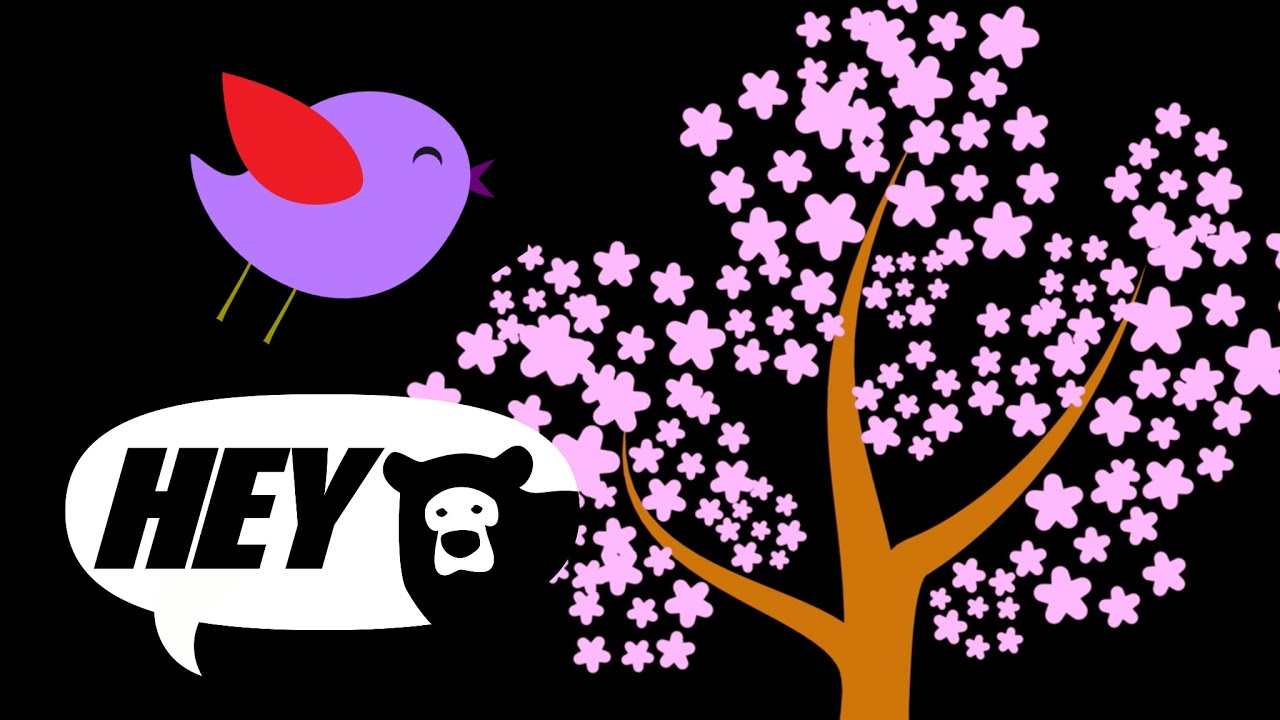 Baby Sensory Tree Seasons High Contrast Animations For Infant Visual Stimulation Fun Baby Video